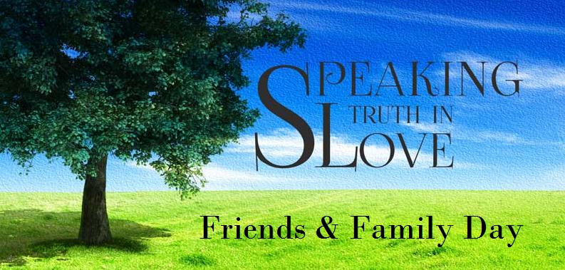 Friends Family Day Calvary Bible Church