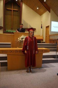 graduation hailey