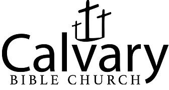 Calvary logo email